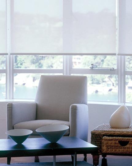 Rullegardin transparent – Design et barns værelse